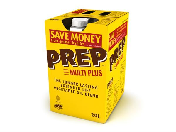 Prep Multi Plus Extended Life Vegetable Oil