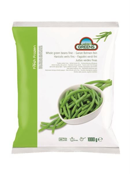 Whole Fine Green Beans