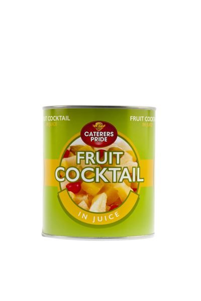 Fruit Cocktail In Juice 820g