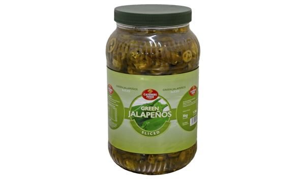 Green Jalapenos Sliced