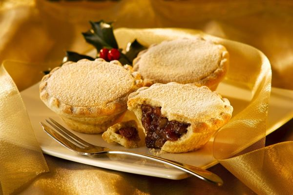 Wrights Mince Pies