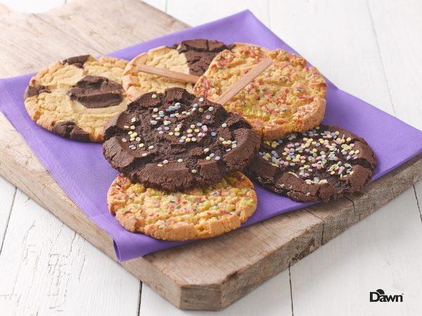 Prairie Vanilla and Dark Devils Cookies