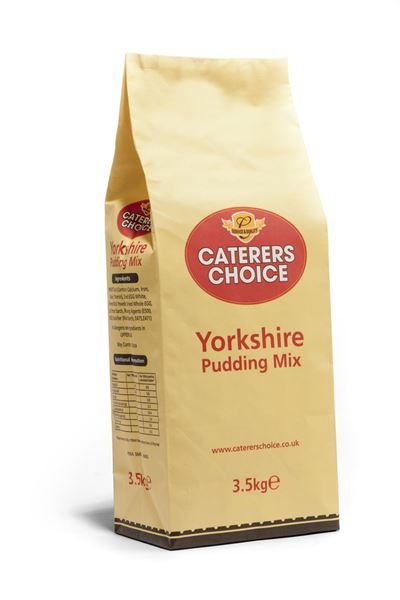 Yorkshire Pudding Mix 3.5kg