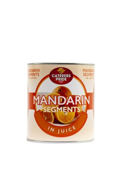 Mandarin Segments in Juice 800g