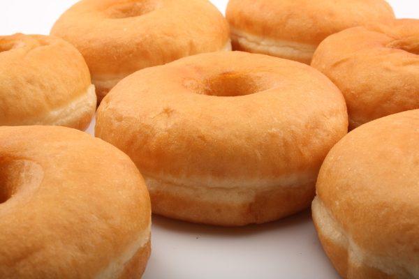 Unsugared Doughnut Ring