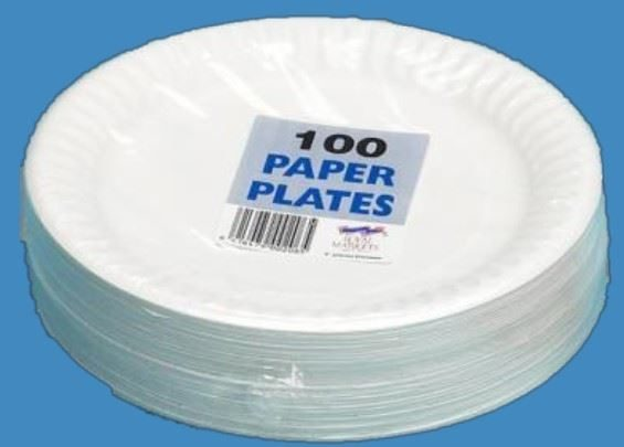 Royal Markets 9 inch Paper Plates