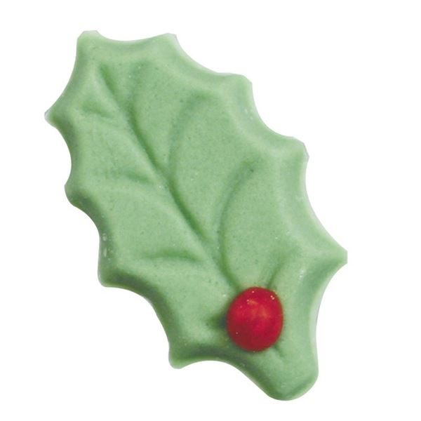 Holly Leaf and Berries