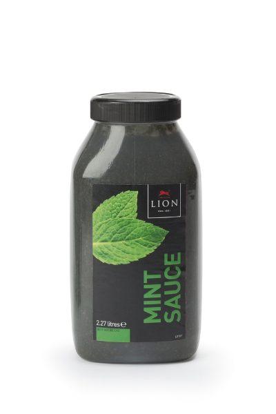 Lion Mint Sauce