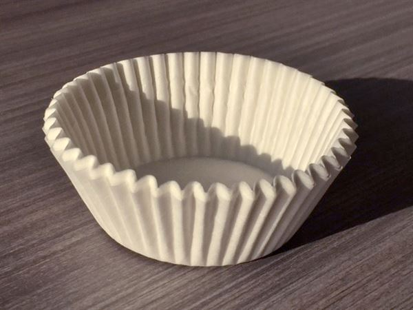 Round Greaseproof Cupcake Case