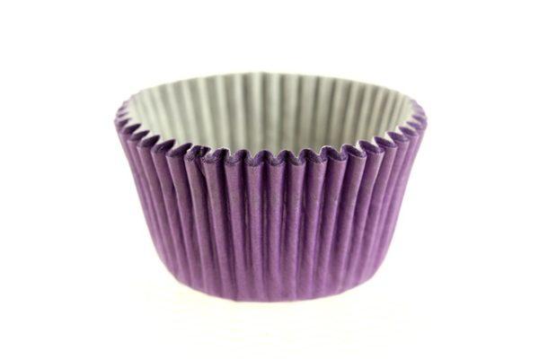 Purple Cupcake Case
