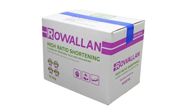 Rowallan High Ratio Shortening