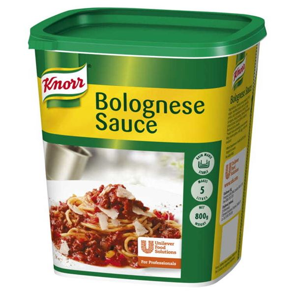 Knorr Bolognese Sauce
