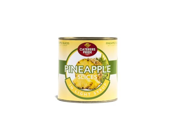 Pineapple Slices in Light Syrup 822g