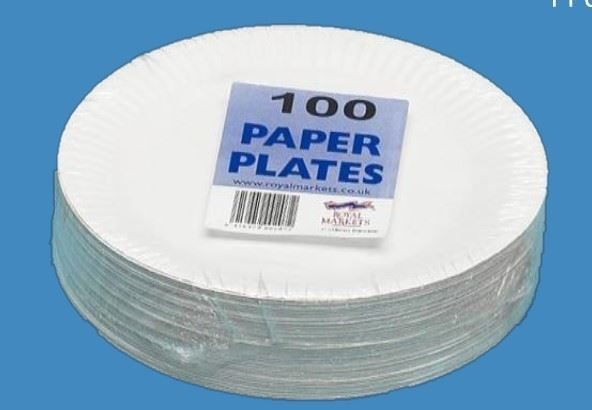 Royal Markets 6 inch Paper Plates
