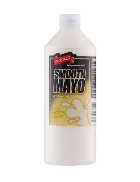 Squeezy Mayonnaise 1ltr