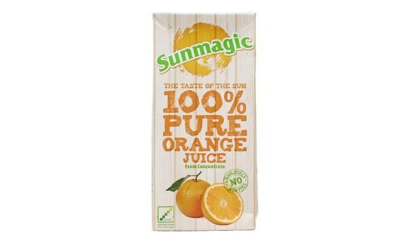 Sunmagic Orange 1ltr