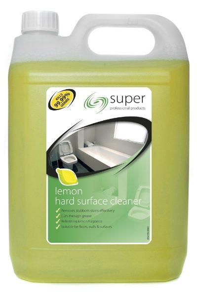 Lemon Hard Surface Cleaner
