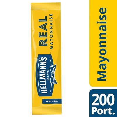Hellmann's Mayonnaise Portions