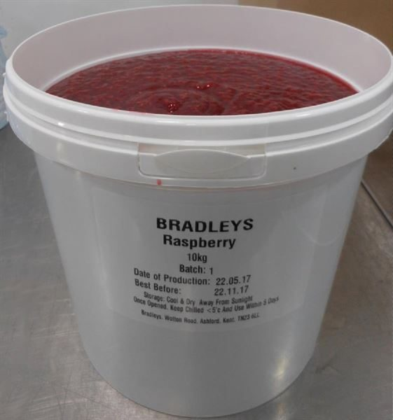 Naked Foods Raspberry Pie Filling