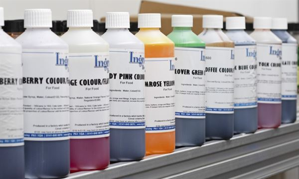 Ingrams Liquid Colours