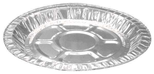 Round Foil Plate