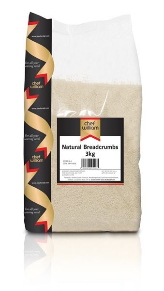 Natural White Breadcrumbs