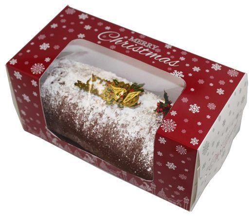 Christmas Log Box