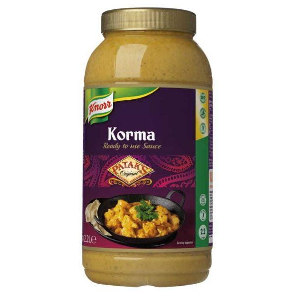 Knorr Patak Korma Sauce