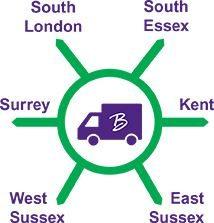 Delivery Destinations