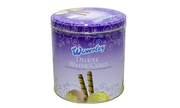 Waverly Deluxe Wafer Curls