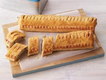 Foot Long Sausage Roll